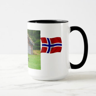 Norway, Enjoy the high pastures Mug