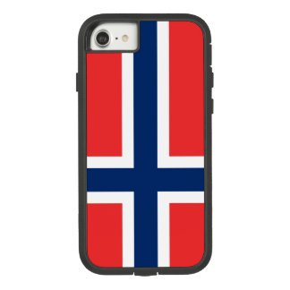 Norway Flag Case-Mate Tough Extreme iPhone 8/7 Case