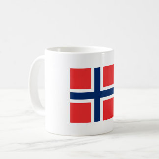 Norway Flag Coffee Mug