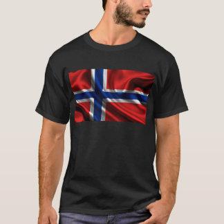 Norway Flag Full HD T-Shirt