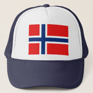 Norway Flag Hat