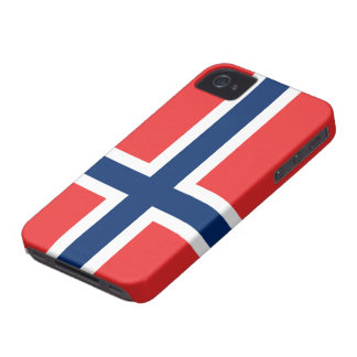 Norway Flag iPhone 4 Case