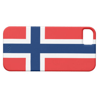 Norway Flag iPhone 5 Cover
