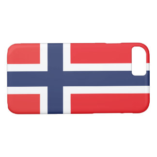 NORWAY FLAG iPhone 8/7 CASE