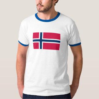 Norway flag/National Anthem shirt