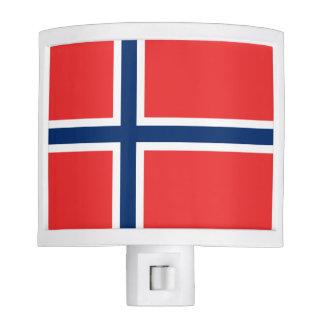 Norway Flag Nite Lite
