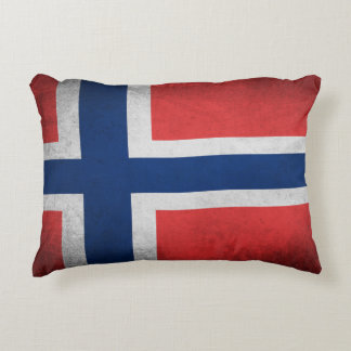 Norway Flag - Pillow