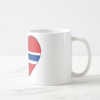 Norway Flag Simple Coffee Mug