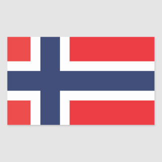 NORWAY FLAG STICKER