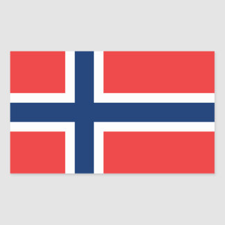 Norway Flag Stickers* Sticker