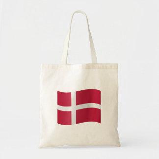 Norway Flag Tote Bag