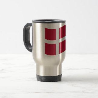 Norway Flag Travel Mug
