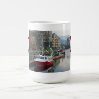 Norway, Gone fishing Coffee Mug