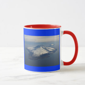 Norway- Jan Mayen Island Mug