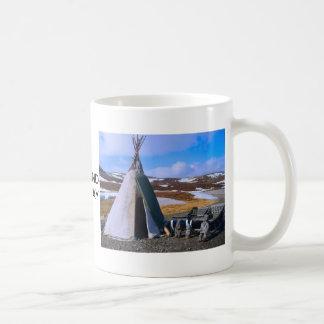 Norway, Lapland, Sami Settlement Coffee Mug