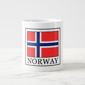 Norway Large Coffee Mug