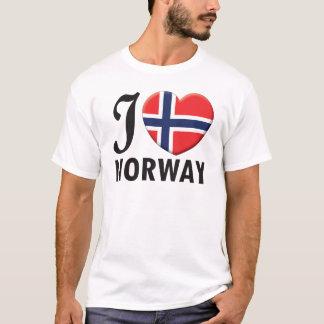 Norway Love T-Shirt