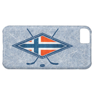 Norway Norge Ice Hockey Logo iPhone 5 Case