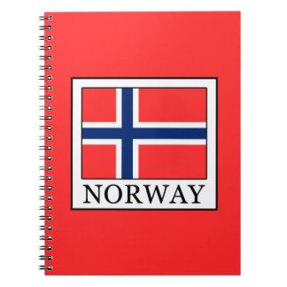 Norway Notebooks