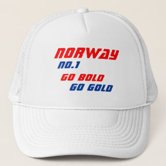 Norway Olympics hats