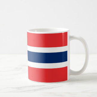 Norway Pentagram mug