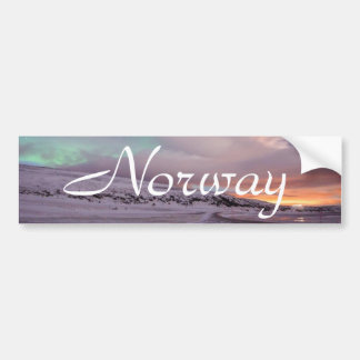 Norway Phenomenon   -  Bumper Sticker