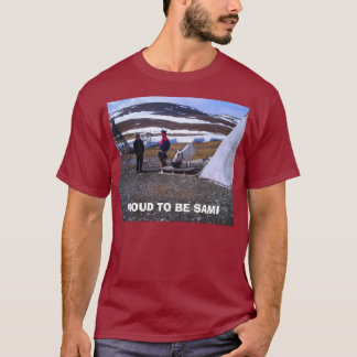 Norway, Proud to be Sami T-Shirt