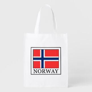 Norway Reusable Grocery Bag