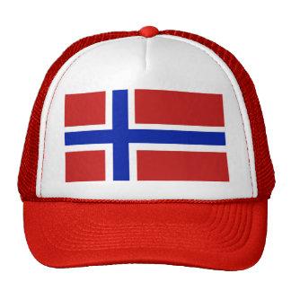 Norway Scandinavia Trucker Hat