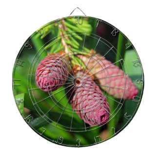 Norway Spruce I Dartboard