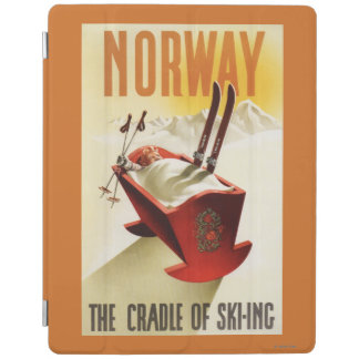 Norway - The Cradle of Skiing iPad Cover