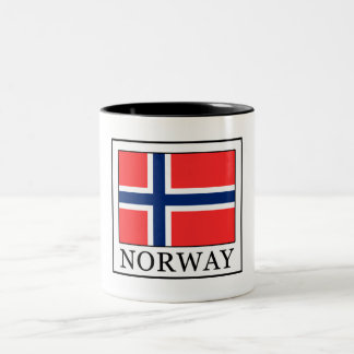 Norway Two-Tone Coffee Mug