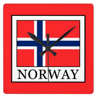 Norway Wallclocks