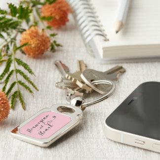Norwegian At Heart Keyring, Norway Keychain