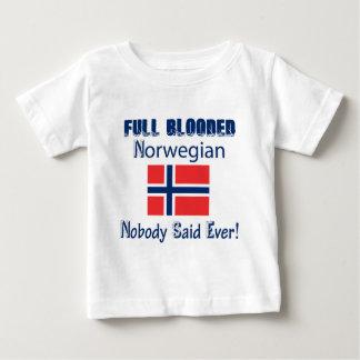 Norwegian  citizen design baby T-Shirt