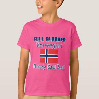 Norwegian  citizen design T-Shirt