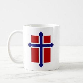 Norwegian Cross/Flag Mug