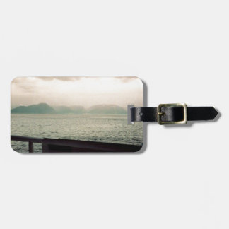Norwegian Cruise Luggage Tag