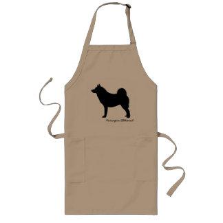 Norwegian Elkhound Aprons