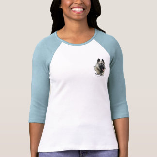Norwegian Elkhound Art Shirts