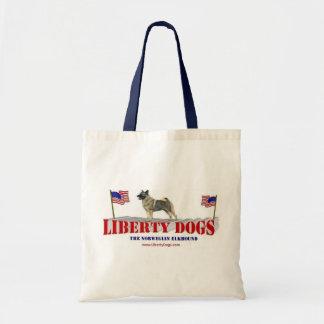 Norwegian Elkhound Budget Tote Bag