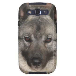 Norwegian Elkhound Galaxy S3 Covers