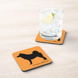 Norwegian Elkhound Coaster