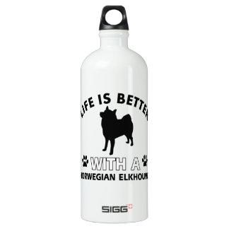 Norwegian Elkhound designs