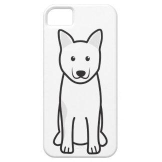 Norwegian Elkhound Dog Cartoon iPhone 5 Cover