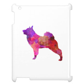Norwegian Elkhound in watercolor Case For The iPad 2 3 4