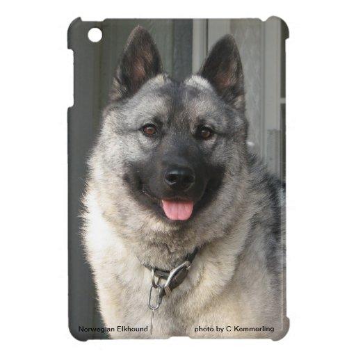 Norwegian Elkhound Ipad Mini case