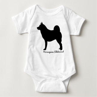 Norwegian Elkhound Tee Shirts