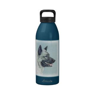 Norwegian Elkhound Drinking Bottles
