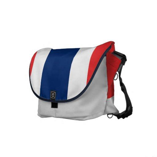 Norwegian Flag Rickshaw Messenger Bag